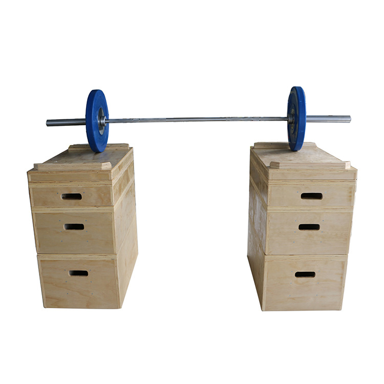 Wood Jerk Boxes